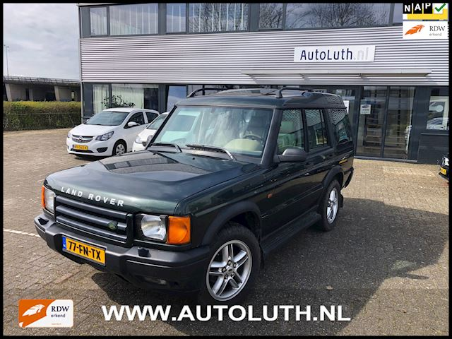 Land Rover Discovery 4.0 V8 ES / 7 persoons/ full options/ Young Timer