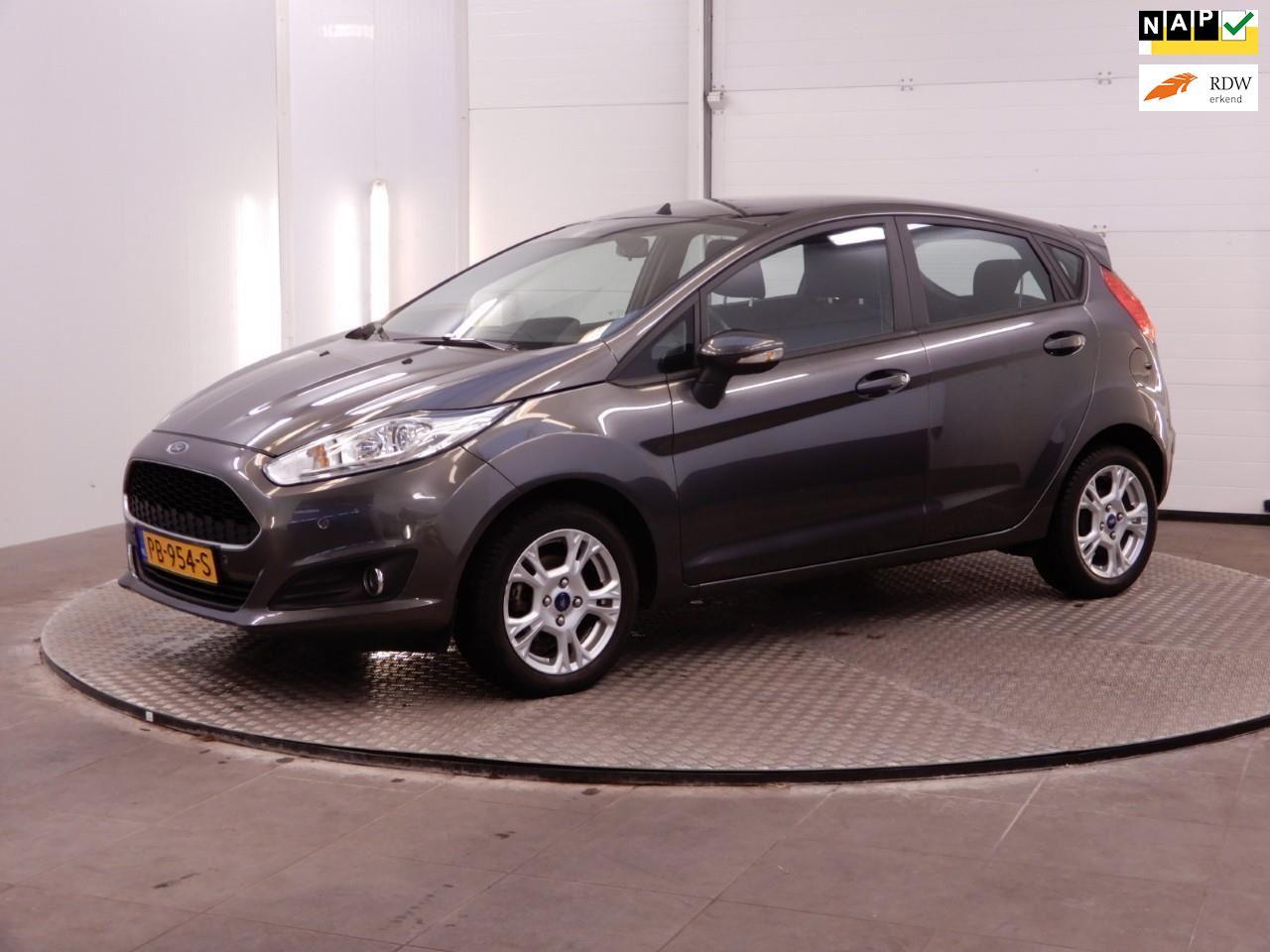 Ford Fiesta occasion - Laman Auto's