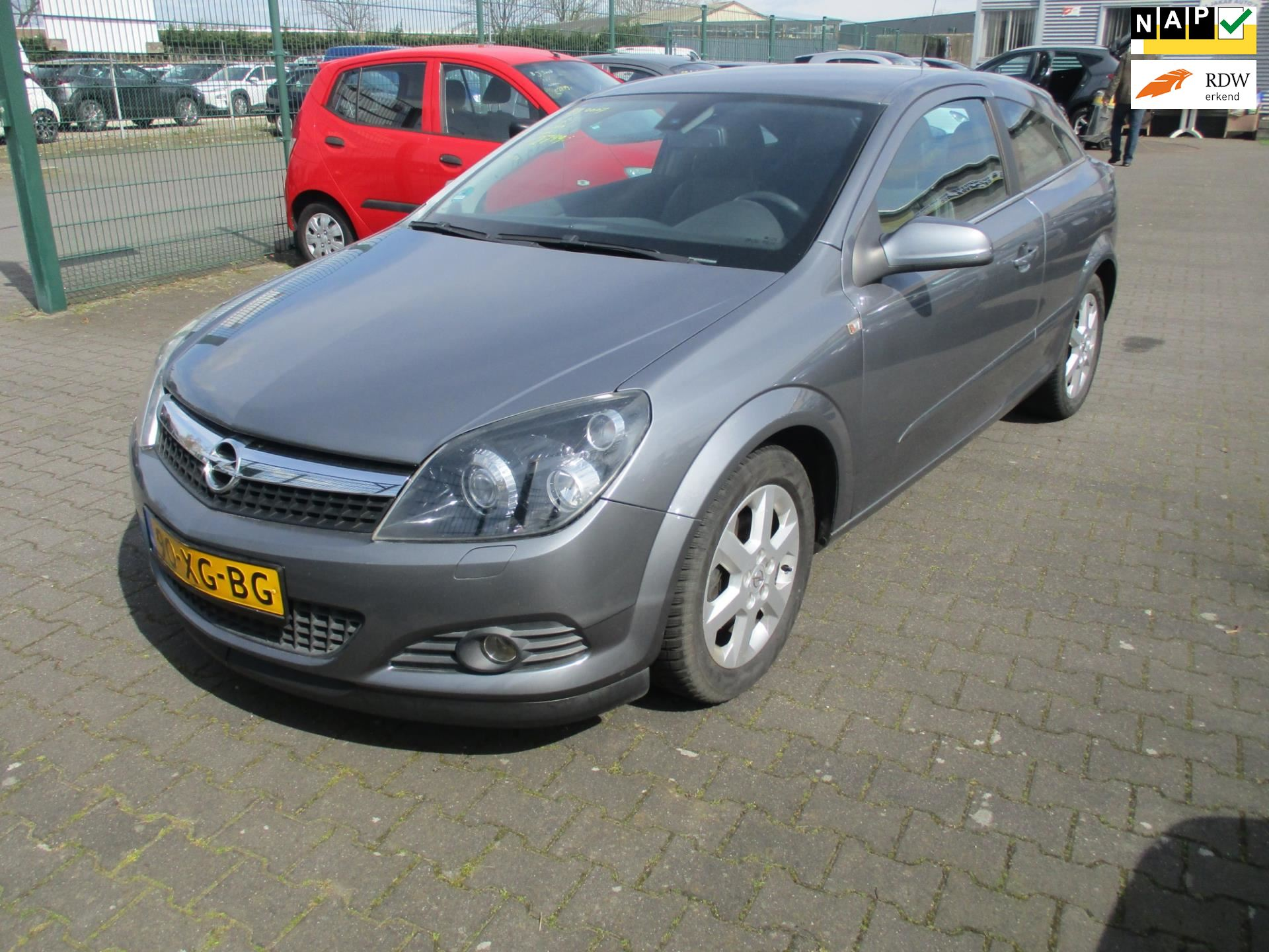 Opel Astra GTC occasion - Harry Jakab Auto's