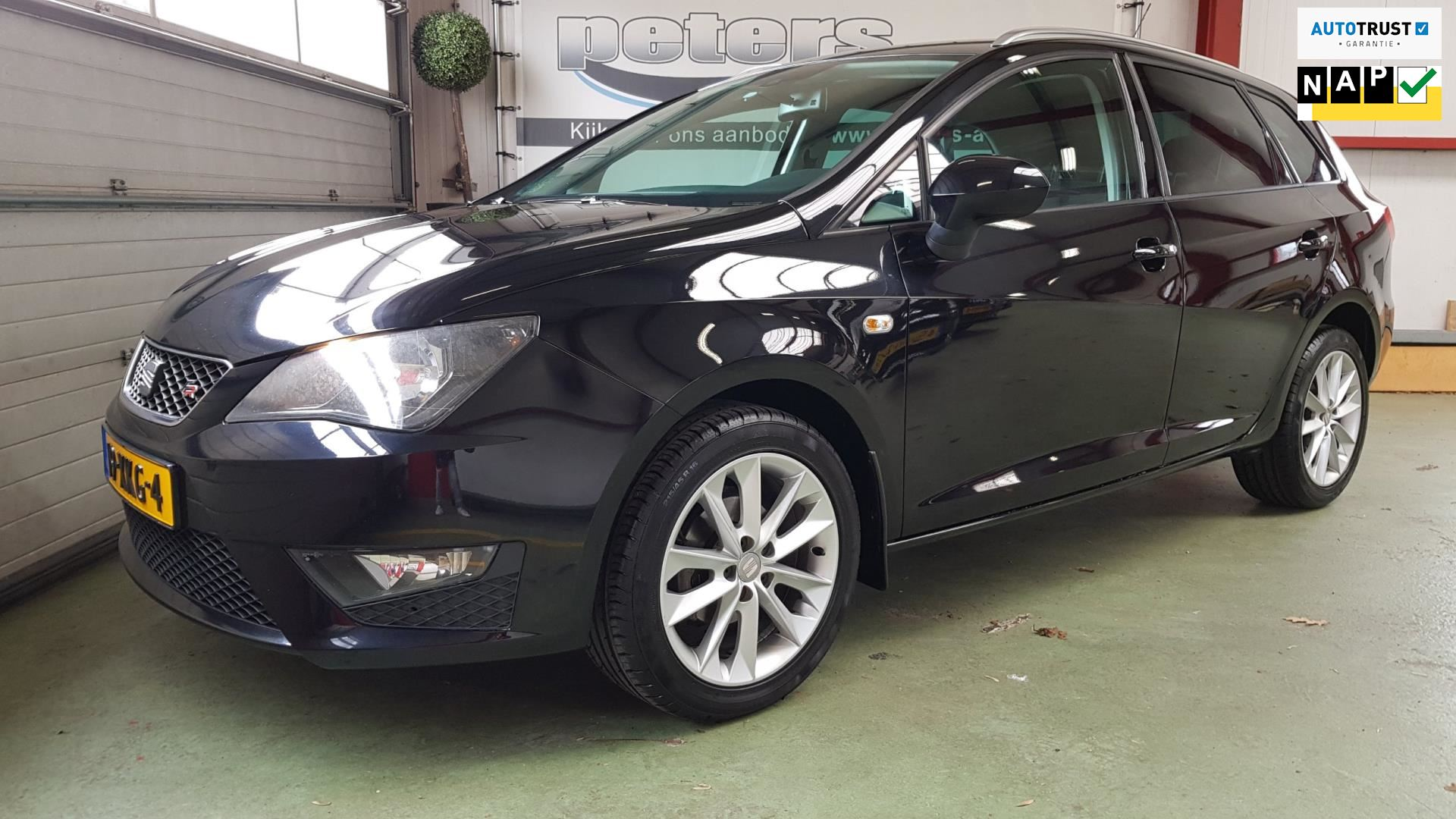 Seat Ibiza ST occasion - Peters Auto's