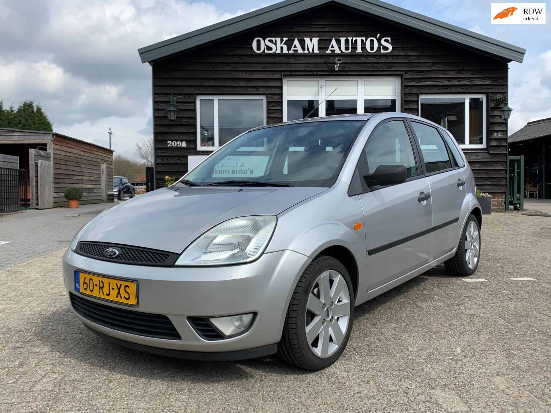 Ford Fiesta occasion - Oskam Auto's