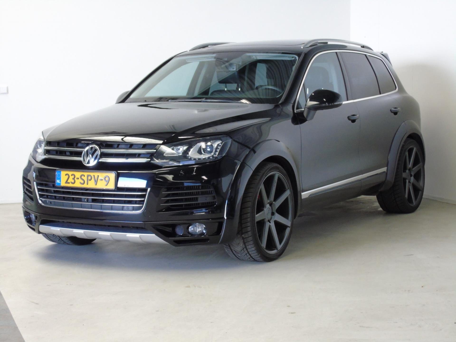 Volkswagen Touareg occasion - van Dijk auto's