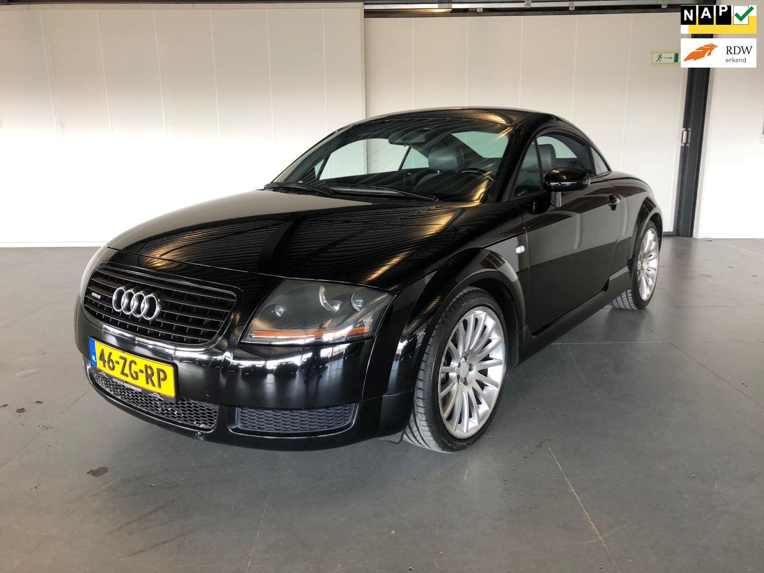 Audi TT occasion - Autohuis Oosterhout