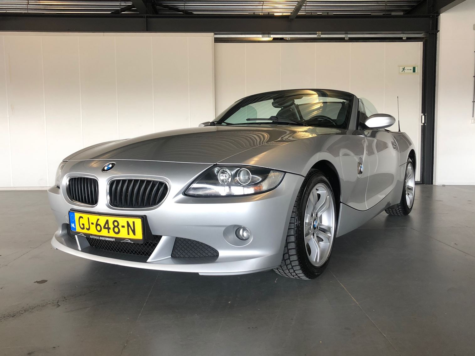 BMW Z4 Roadster occasion - Autohuis Oosterhout