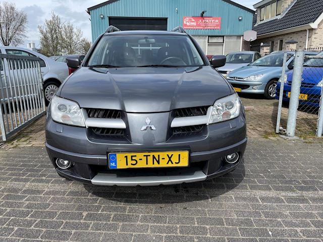 Mitsubishi Outlander Sport 2.4 Invite Scott 4WD