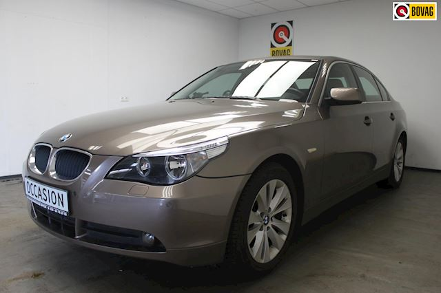 BMW 5-serie 520i Executive GARANTIE