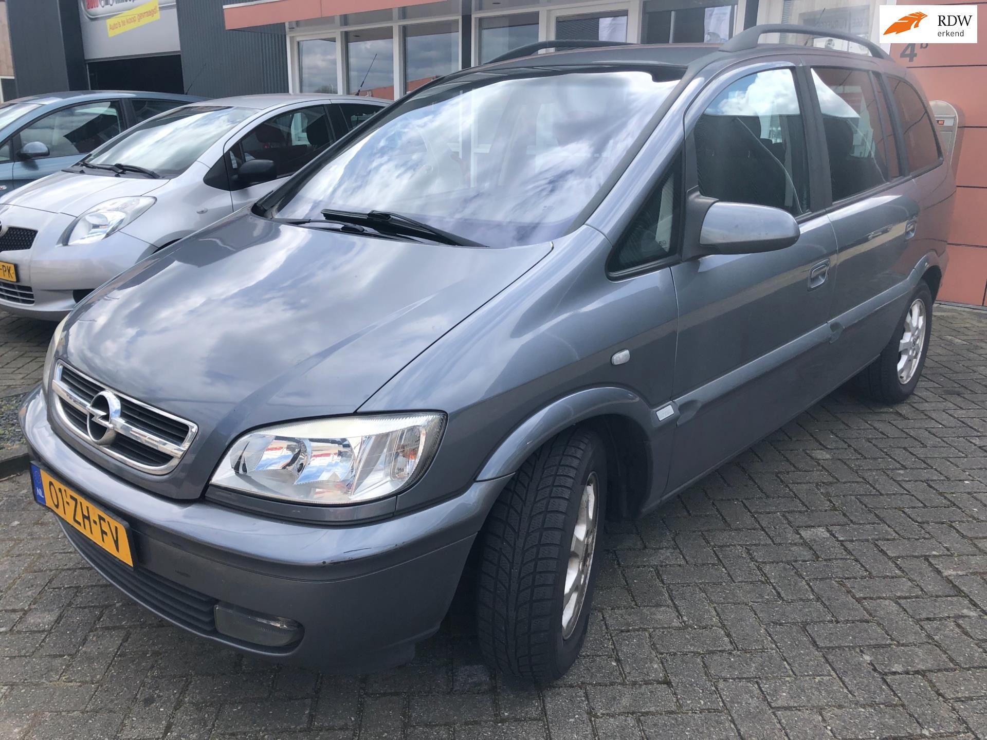 Opel Zafira occasion - PB Auto's