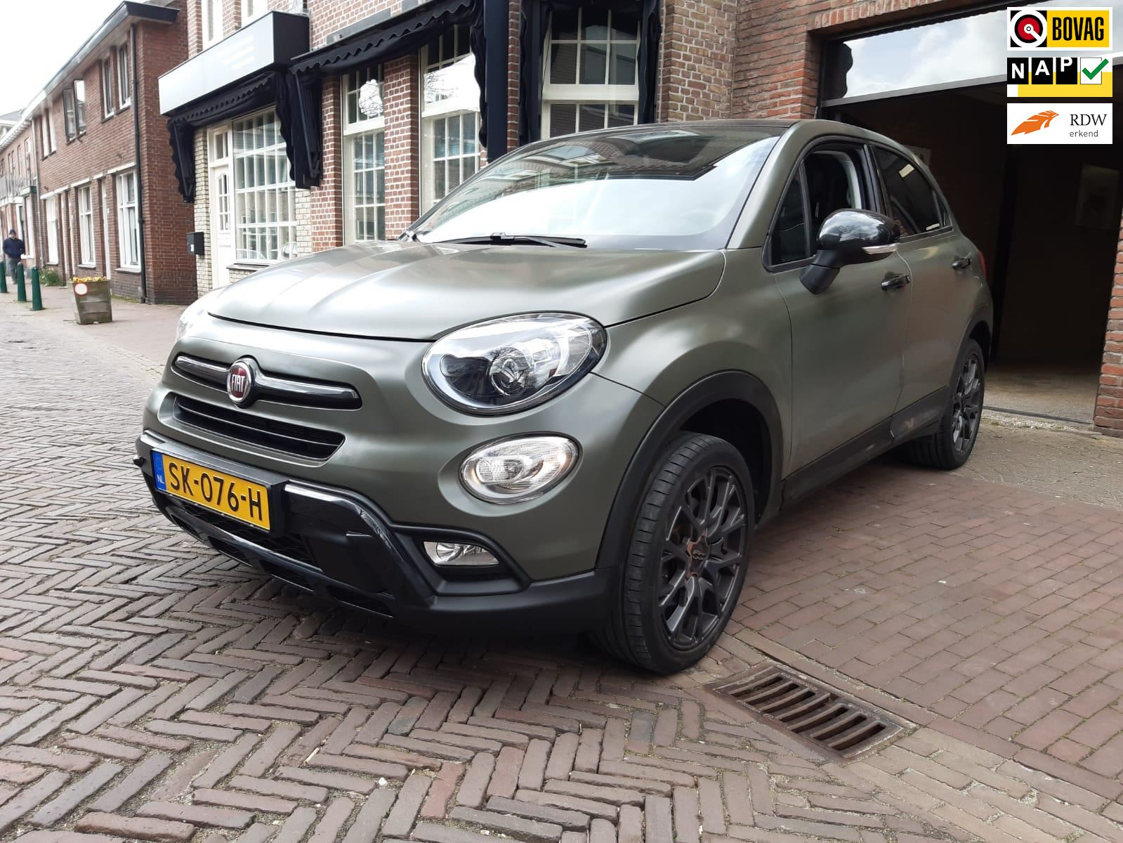 Fiat 500 X Cross occasion - Garage C. Vink