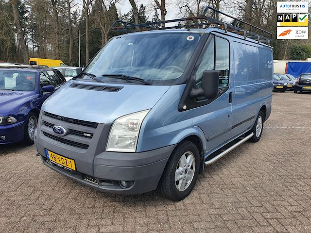 Ford Transit 260S 2.2 TDCI SHD 3-persoons *apk:07-2021*