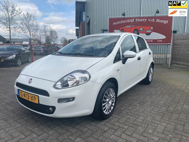 Fiat Punto Evo 1.2 Street Airco Nieuwstaat