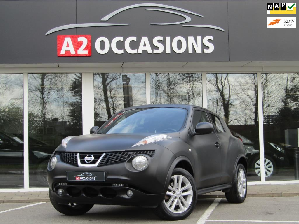 Nissan Juke occasion - A2 Occasions