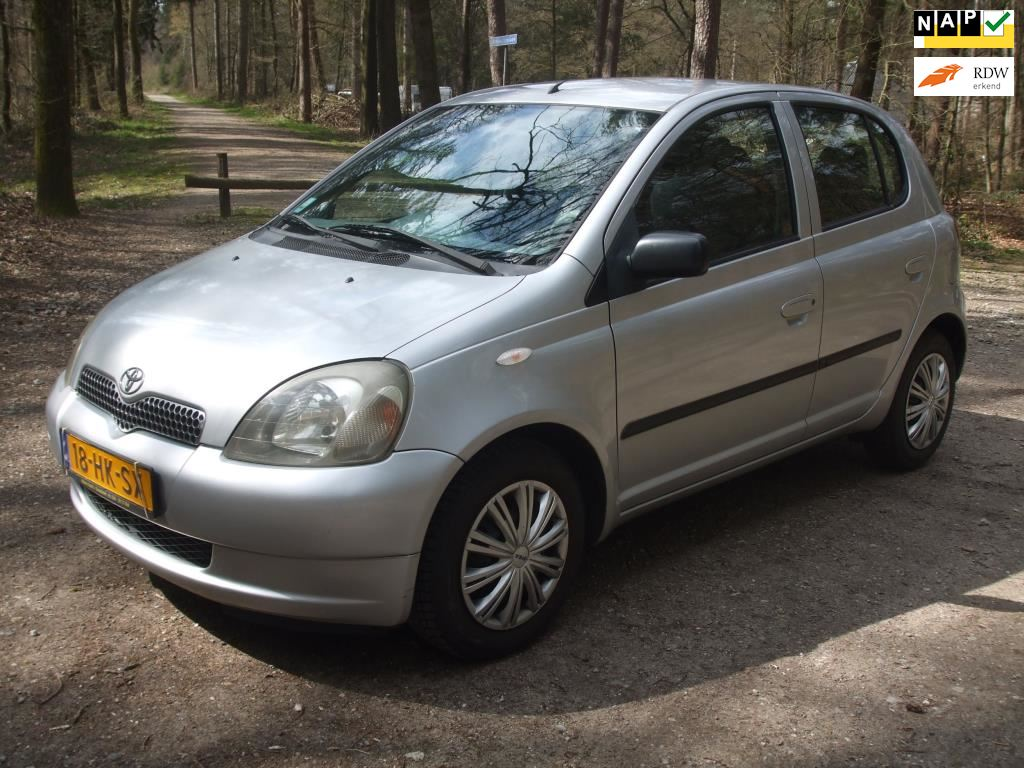 Toyota Yaris occasion - G. Hubers Auto's