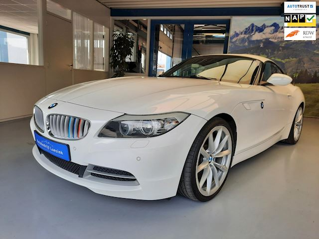 BMW Z4 Roadster SDrive35i Introduction Adaptive M-Onderstel Dealeronderhouden Navi Bluetooth Cruise Control Hifi PDC etc