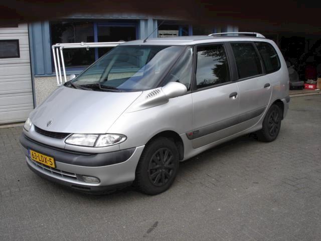 Renault Espace 2.0-16V Elysée