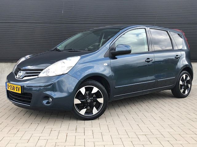 Nissan Note 1.4 Navi Clima PDC Cruise 53dkm!