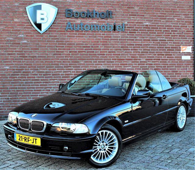 BMW 3-serie Cabrio 320Ci Executive, incl. EUR 2000,- onderhoud, Sportstoelen, Harman Kardon, Hardtop, Youngtimer