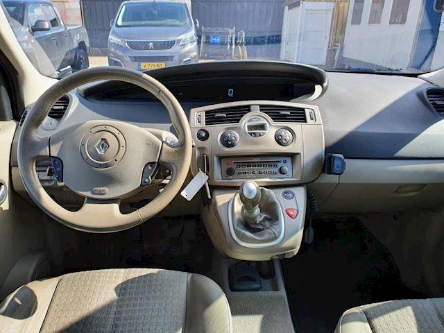 Renault Scénic 2.0-16V Dynamique Luxe, lage km stand dealer onderhouden