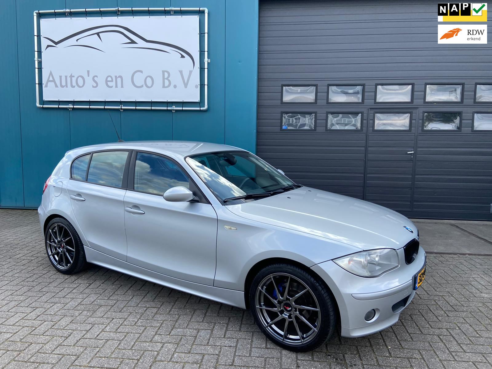 BMW 1-serie occasion - Auto's en Co B.V.