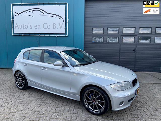 BMW 1-serie occasion - Auto's en Co B.V.