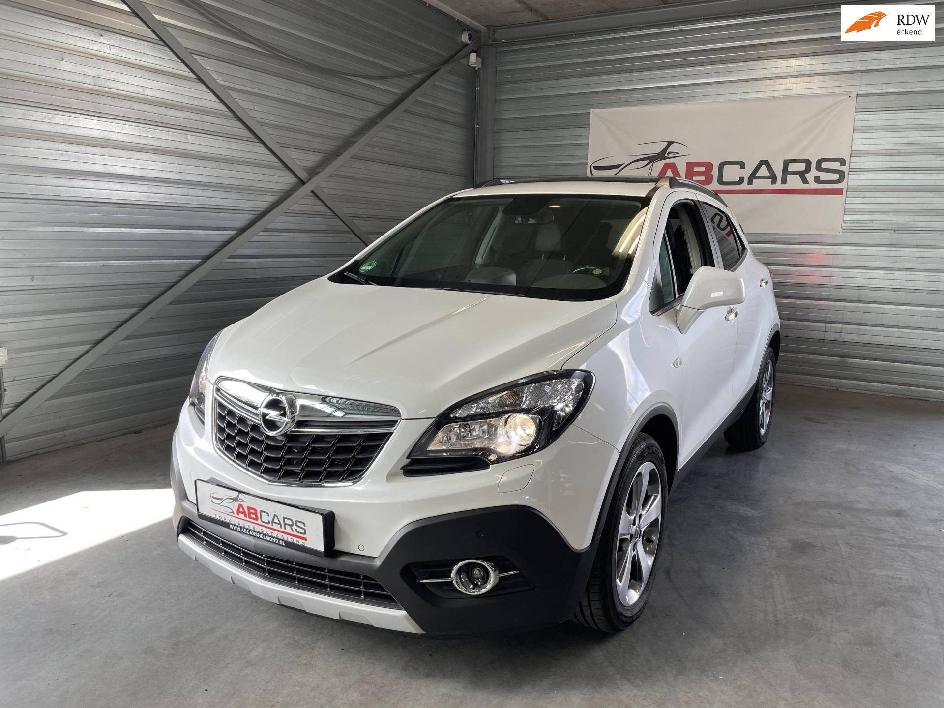 Opel Mokka occasion - AB Cars