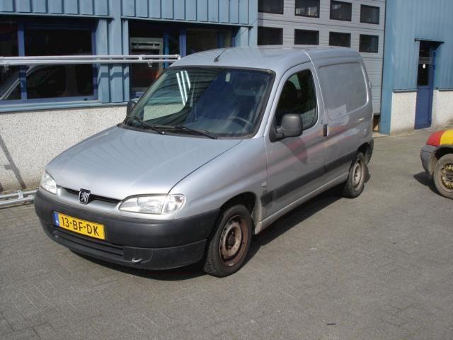 Peugeot Partner 170C 2.0 HDI Avantage