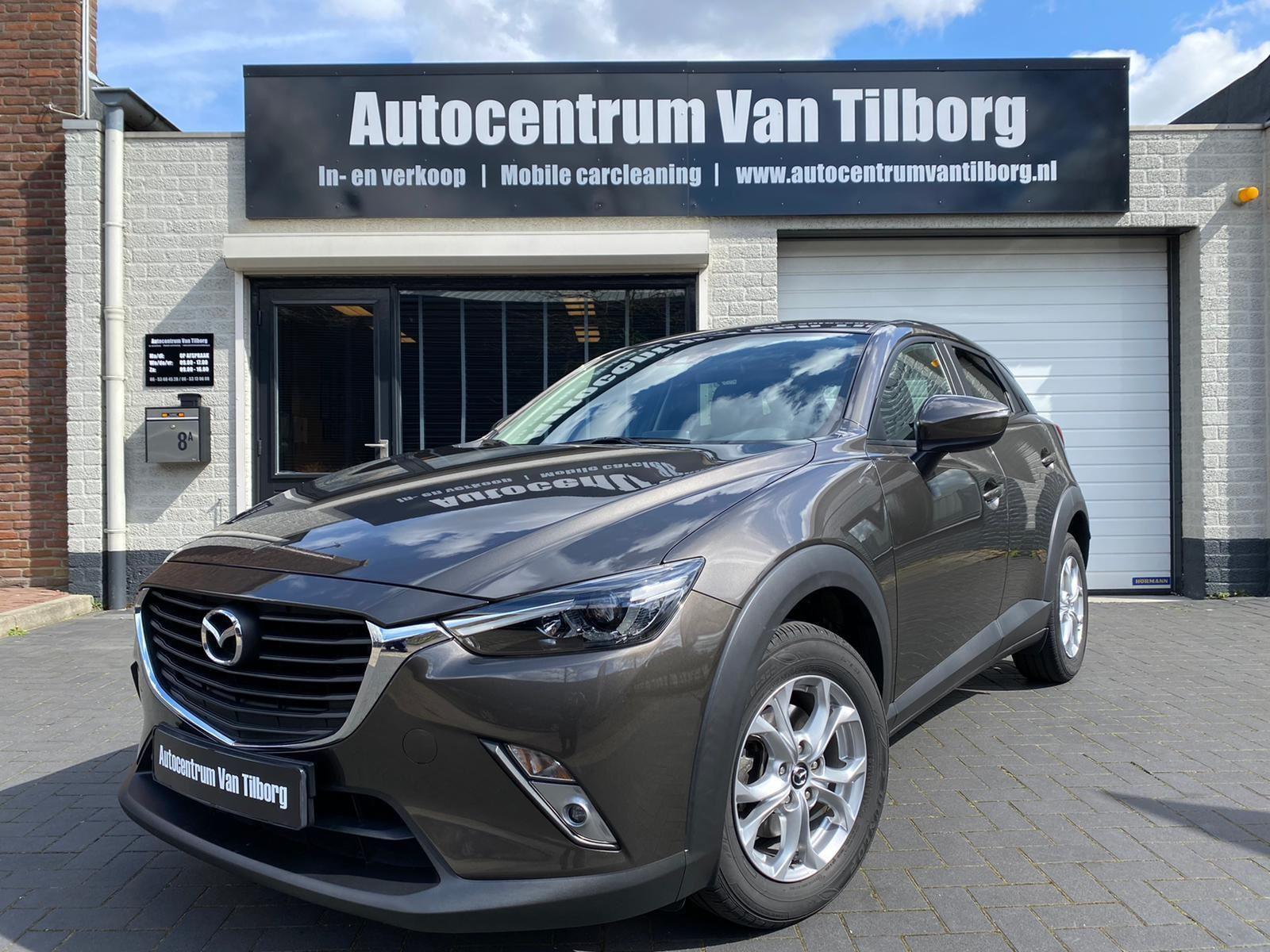 Mazda CX-3 occasion - Autocentrum van Tilborg