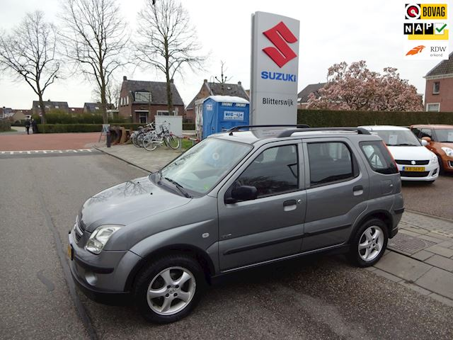 Suzuki Ignis 1.3-16V FreeStyle, Rijklaar prijs!