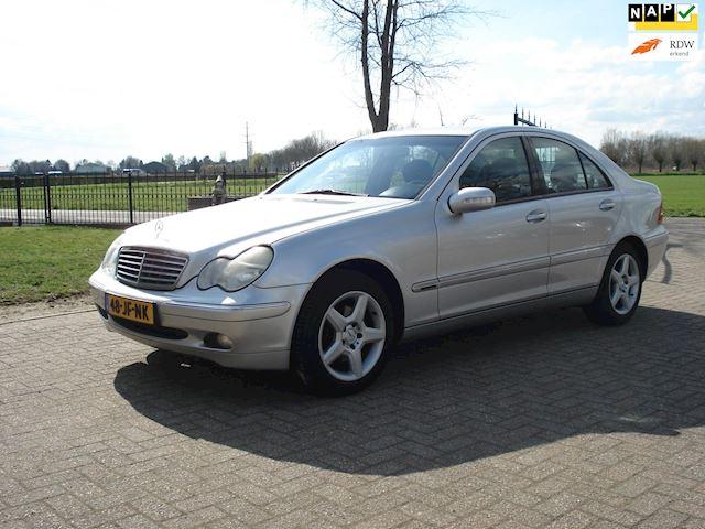 Mercedes-Benz C-klasse occasion - Blakenburg Auto's