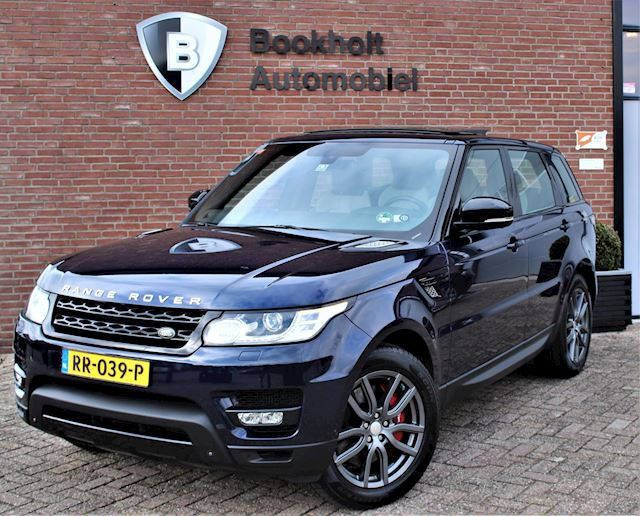 Land Rover Range Rover Sport 3.0 SDV6 Autobiography Dynamic Panorama