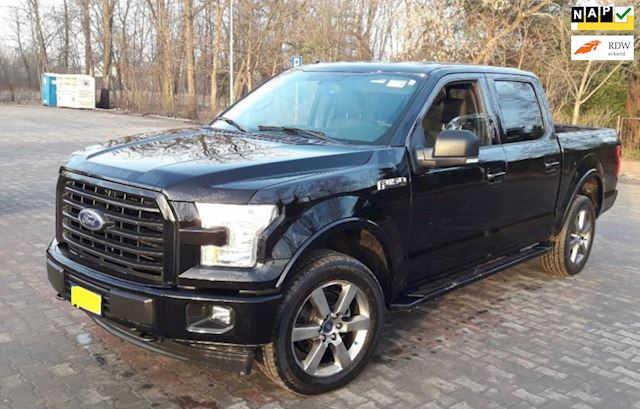 Ford USA F150 Supercrew Limited 5.0L V8 4x4 LPG