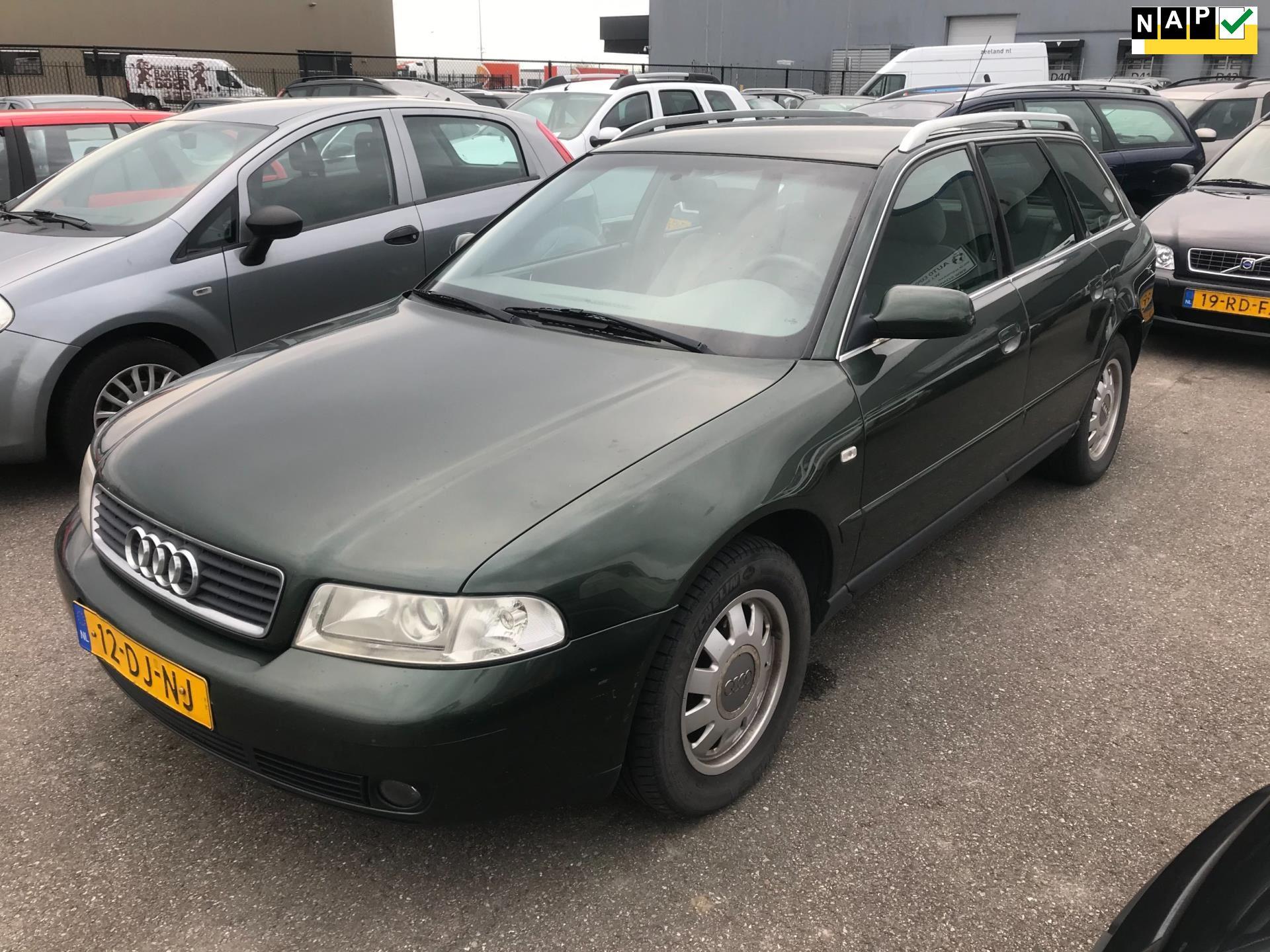 Audi A4 Avant occasion - Sonke Cars