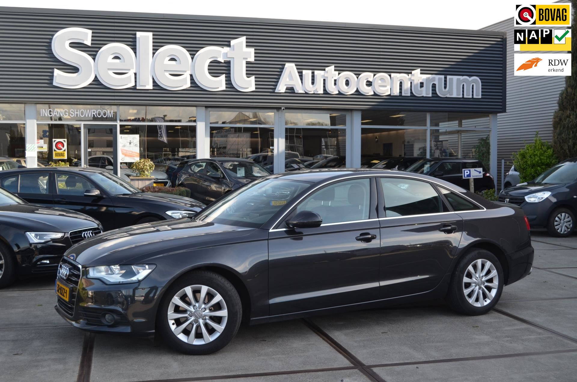 Audi A6 occasion - Select Autocentrum
