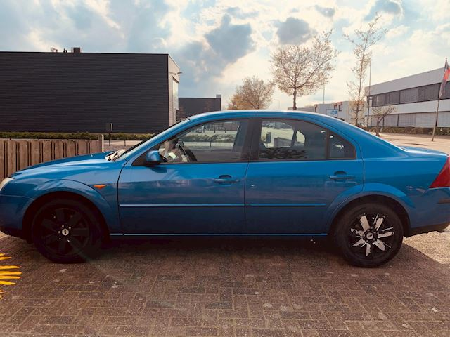Ford Mondeo occasion - Brabant Auto's