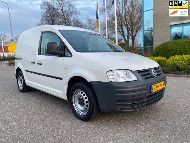 Volkswagen Caddy 2.0 SDI / NAVIGATIE / ELEC,RAMEN / ELEC.SPIEGELS / ZIJDEUR / TREKHAAK / NAP.........
