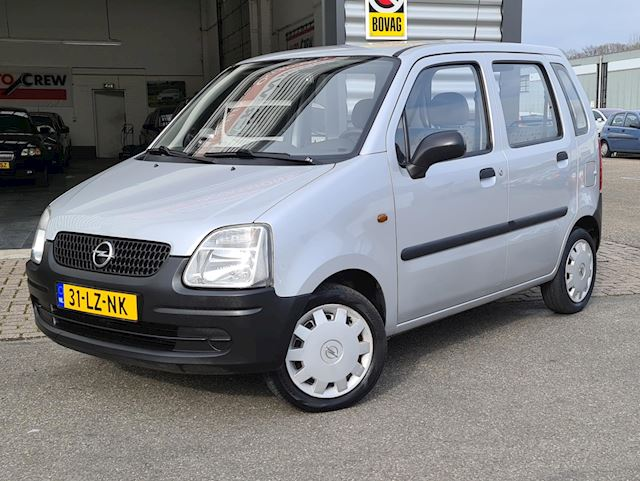 Opel Agila 1.0-12V