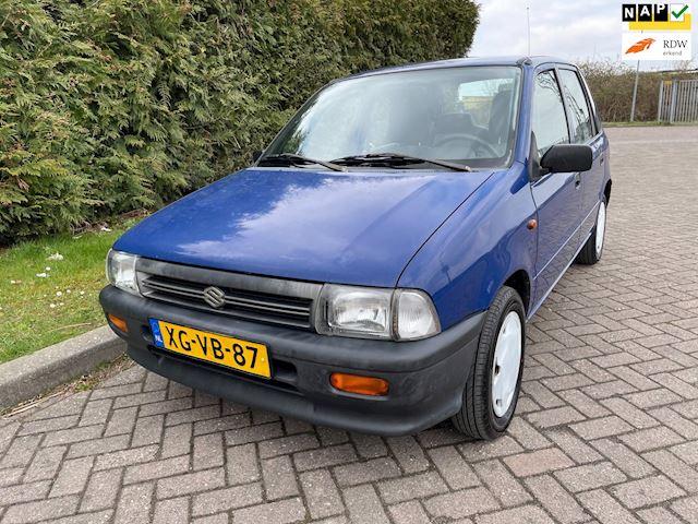 Suzuki Alto 1.0 GA,Bj 1998,Automaat,5 Deurs,Weinig km 104.399,Zeer Zuinig Apk 03-12-2021