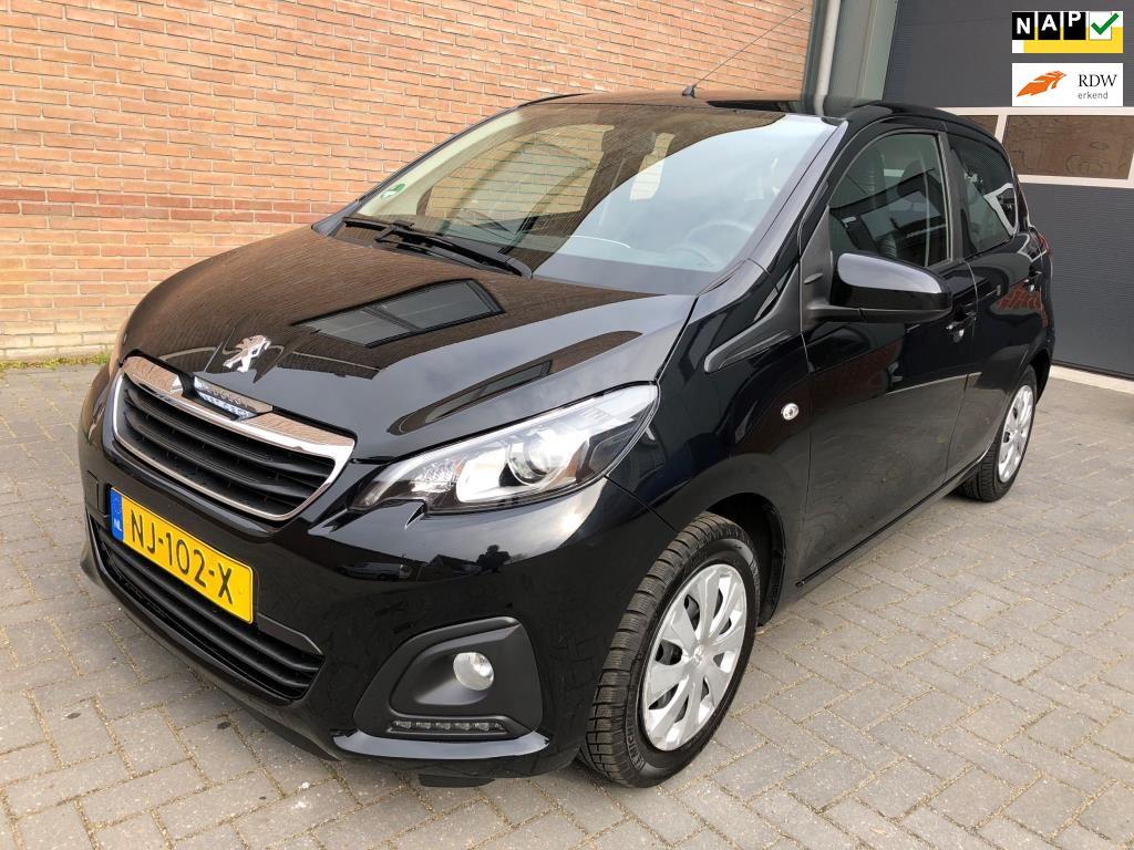 Peugeot 108 occasion - Bart Henken Auto's Veenendaal