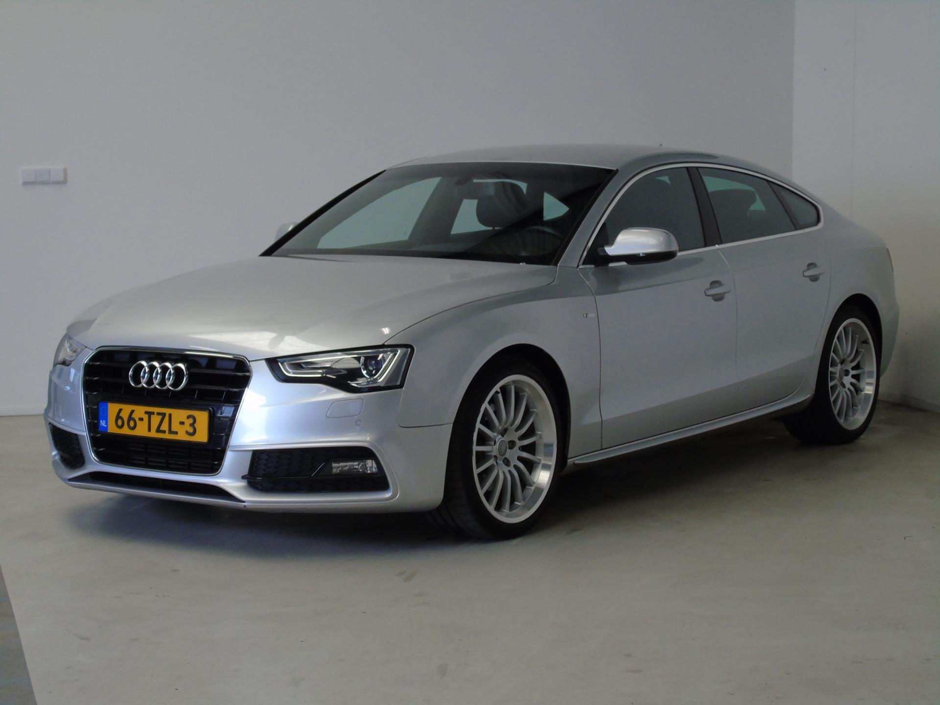 Audi A5 Sportback occasion - van Dijk auto's