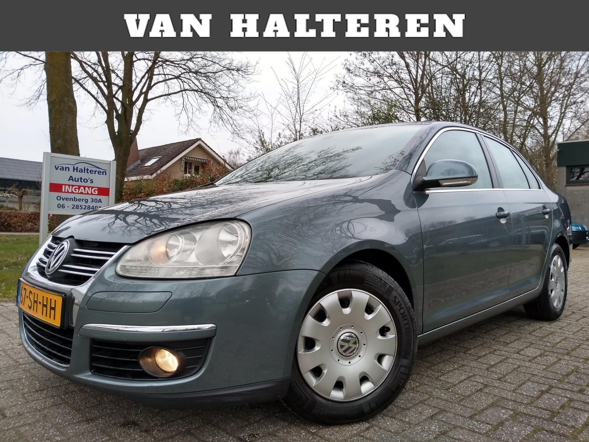 Volkswagen Jetta occasion - Van Halteren Auto's