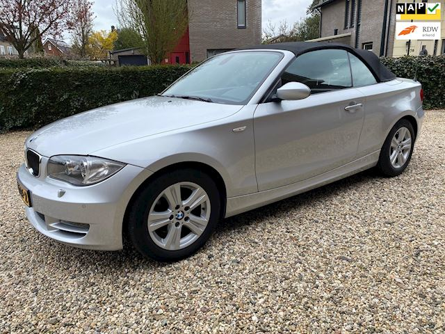 BMW 1-serie Cabrio occasion - Autobedrijf De Assel