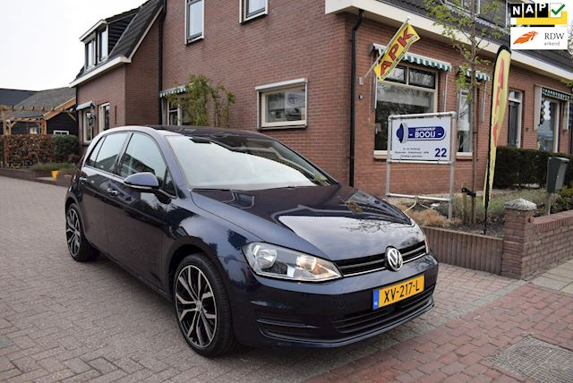Volkswagen GOLF  1.6 TDI/5 DRS/AIRCO/NAVI/ADAP CRUISE/PDC V+A/NETTE STAAT!