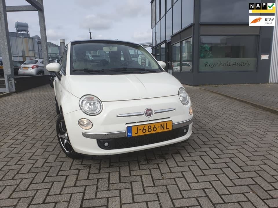 Fiat 500 occasion - Autobedrijf Reijnholt