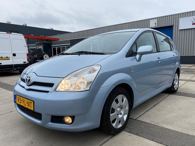 Toyota Corolla Verso 1.6 VVT-i Sol . *CLIMA/NAP/161.000KM*