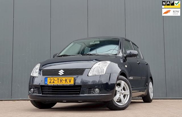 Suzuki Swift 1.3i 16V Shogun Airco