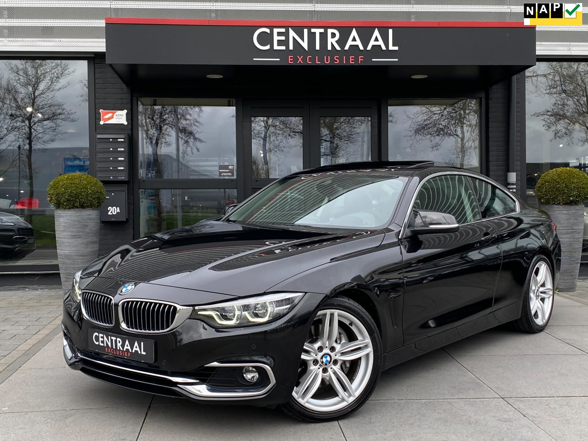 BMW 4-serie Coupé occasion - Centraal Exclusief B.V.