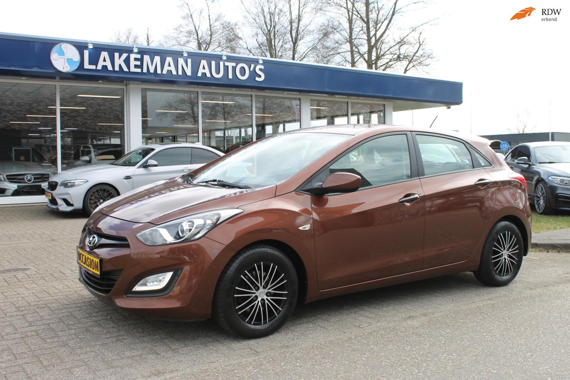 Hyundai I30 occasion - Lakeman auto's Almere B.V.