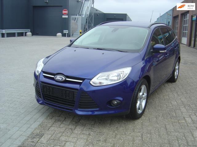 Ford Focus Wagon occasion - Nieuwgraaf Autobedrijf