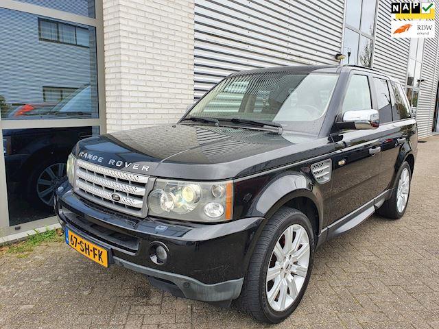 Land Rover Range Rover Sport 2.7 TdV6/Navi/Clima/Dak/Leer/NAP/Trekhaak/DVD/Harman-Kardon/Standkachel/Stoelverwarming voorachter