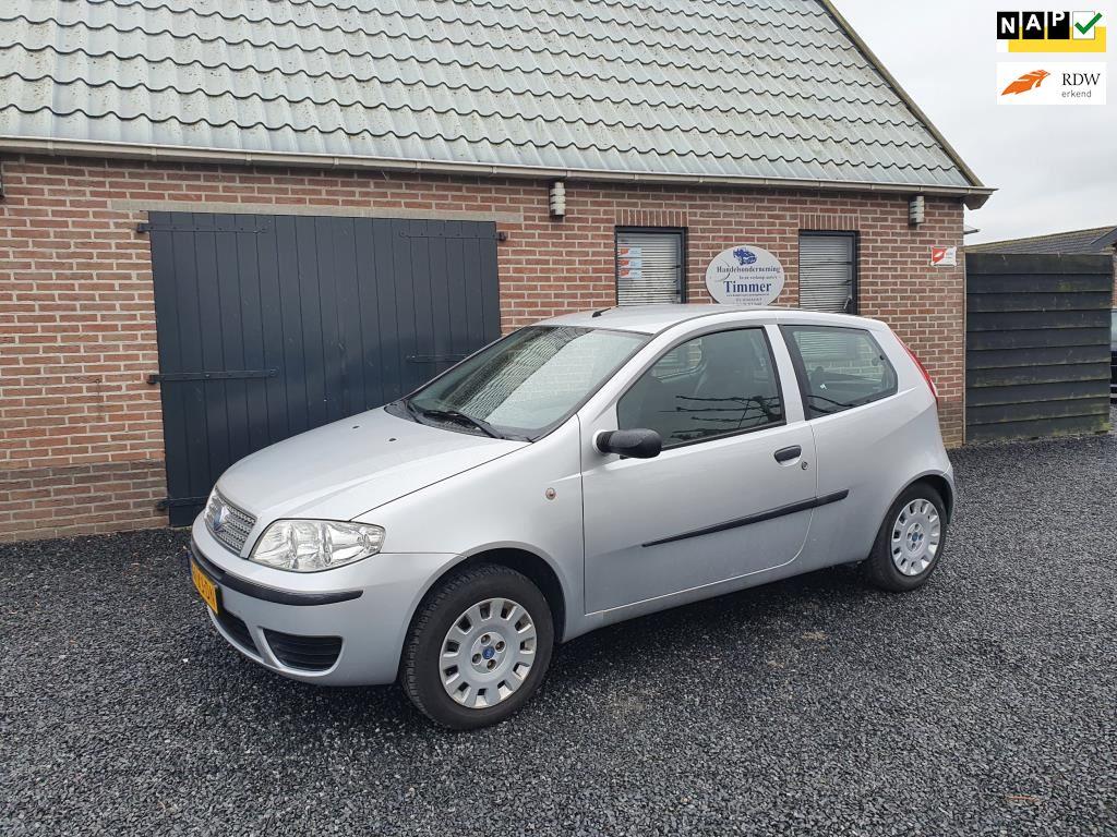 Fiat Punto occasion - Timmer Auto's