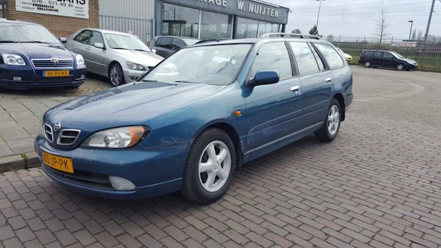 Nissan Primera Estate 2.0 Luxury CVT